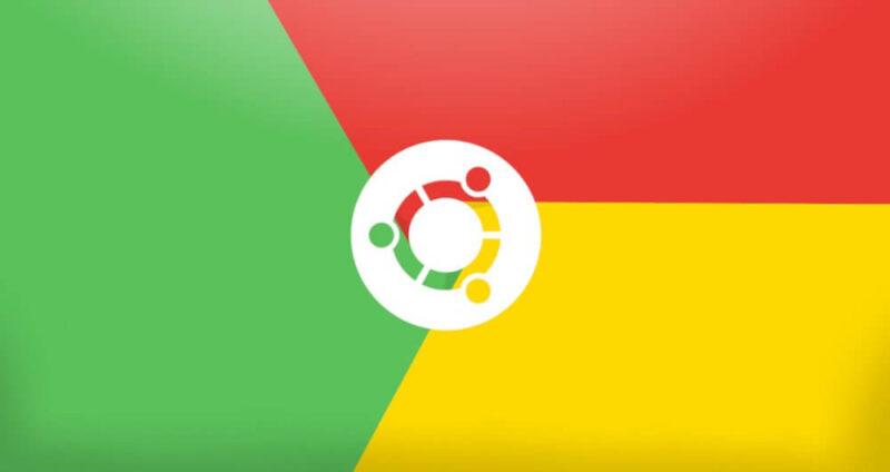 نصب گوگل کروم در اوبونتو